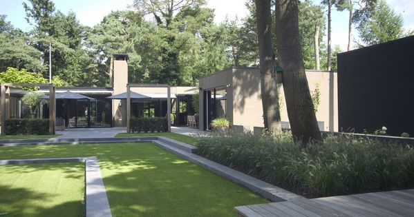 Cooperative tophoveniers ua huis tuin vught gardens pinterest more tuin gardens and - Landscaping modern huis ...