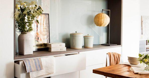 19 mueble de comedor aparador con cajones y armarios de for Armarios de comedor