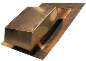 Salvo 502 Copper Roof Vents Copper Roof Roof Vents Roof Ventilator