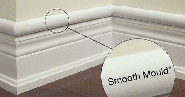 cord cover that looks like part of your molding for the home pinterest moldings and cord. Black Bedroom Furniture Sets. Home Design Ideas