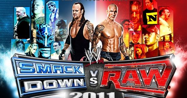 Wwe Smackdown Vs Raw 2011 Iso Ppsspp Android Download Smackdown