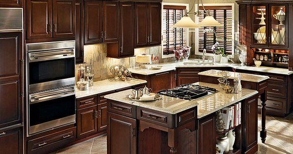 Kitchen pinterest discount kitchen cabinets kitchen cabinets and
