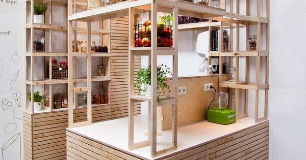 VanOmmeren ontwerpt Friska-vestigingen  viewOnRetail & wood  Pinterest  디자인 ...