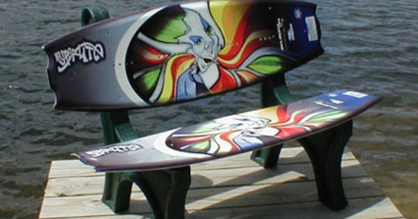 Hyper Wakeman Wake Board Bench Wakeboarding Pinterest Wake Board
