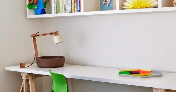 the boo and the boy: kids desks  kids rooms from my blog - the boo...