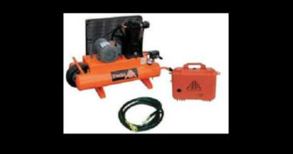 Air Systems Comp 2 Grade D Breathing Air Compressor System Air Compressor