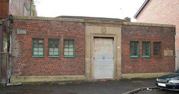 Masonic lodge stevenson street bridgeton lodge glasgow for Abercrombie mural
