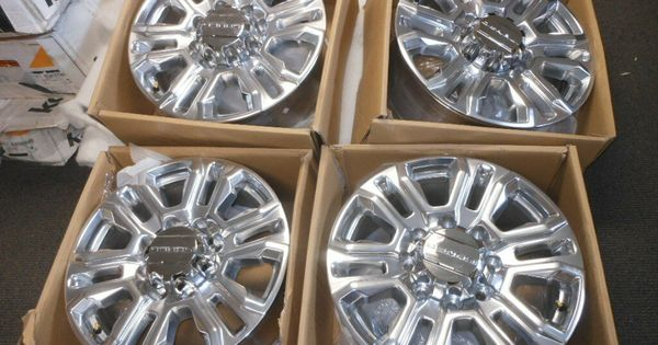 Gmc 2500 Wheels 20 In 2020 Gmc Wheel Gmc 2500