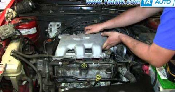 How To Install Replace Fuel Injector Gm 3 4l V6 Pontiac Grand Am Olds Alero Pontiac Grand Prix Pontiac Grand Am Pontiac