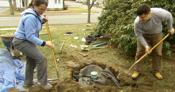 How To Install A Dry Well For A Sump Pump Dry Well Sump Pump