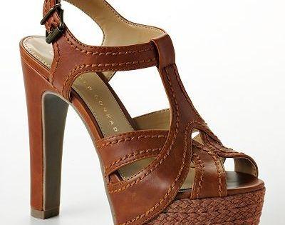 LC Lauren Conrad Dress Sandals perfect summer shoe