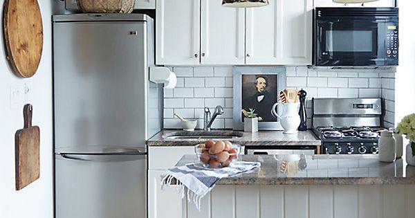 Amoblamiento cocina almacenaje en cocinas chicas for Cocinas chiquitas