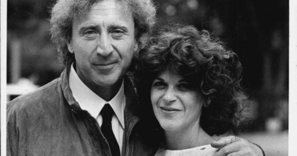 Gene Wilder & Gilda Radner. one of my favorite movie star couples