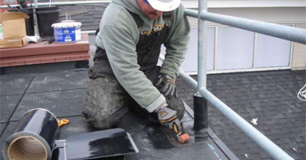 Emergency Roof Leak Repairs Flat Roof Repair Roof Repair Roof Leak Repair