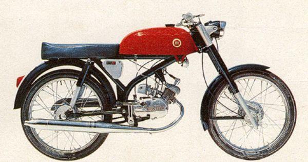 Montesa 49cc Vintage Bikes Motorcycle Moped