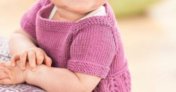 Knitted Pinafore Dress Pattern Free : Free Pattern: Girl s Knitted Pinafore Dress Knit ...