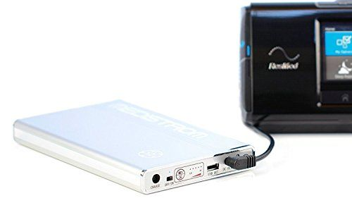Cpap Battery Backup Power Supply Complete Kit Resmed S9