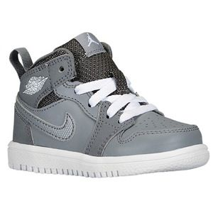 Jordan Aj1 Mid Boys Toddler At Footaction Baby Boy Shoes Boy Shoes Baby Boy Clothes Nike