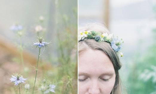 Wildflower bouquet - photo