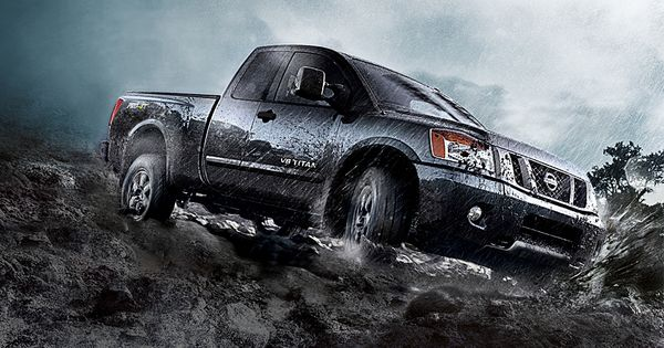 See The 2014 Nissan Titan From All Angles Nissan Titan Car Repair Service 2015 Nissan Titan