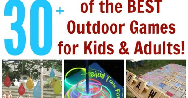 30 best backyard games for kids and adults backyards for kids and