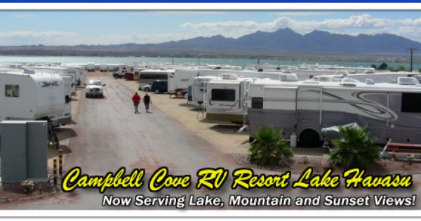 Campbell Cove Rv Resort Lake Havasu City They Accept Passport America For Up To 5 Days Lake Havasu City Arizona Lake Havasu Lake Havasu City
