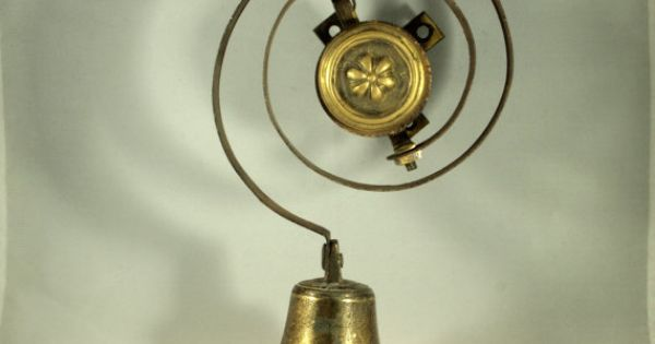 Butlers Bell Servants Bell Antique Victorian By
