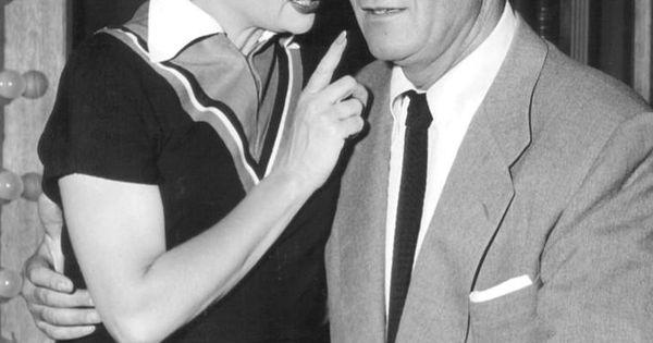 Lucille Ball And John Wayne