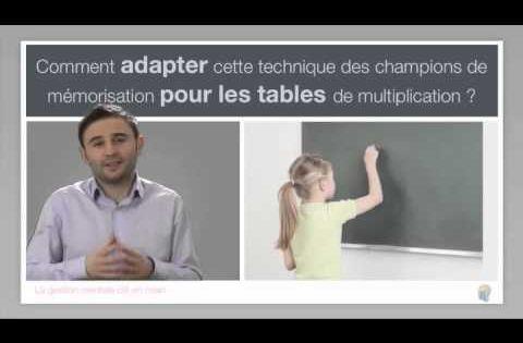 M moriser les tables avec les techniques des champions du - Lulu le lutin malin table de multiplication ...