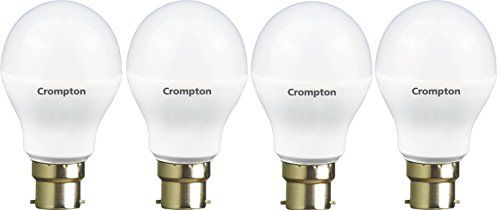 Buy 4 Crompton 9wdf B22 9 Watt Led Lamp Cool Day Light And Pack Of 4 Led Bulb Lamp Sets Led Lamp