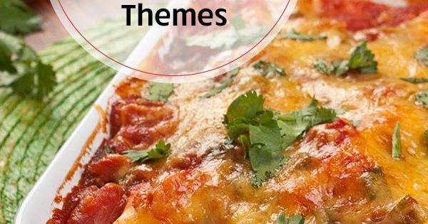50 Creative Potluck Themes From Comfort Foods To A Mexican Fiesta These Recipes Are Crowd