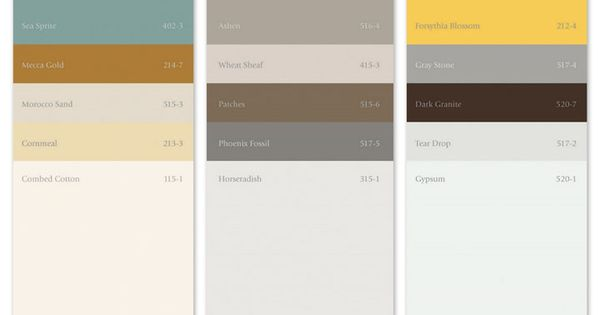Pittsburgh Paints 2010 Color Palettes 4 Bs Room Ideas Pinterest Popup Room Ideas And Room