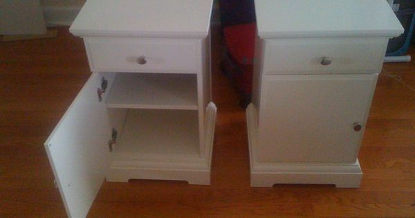 Ikea Birkeland Night Stand Assembled By Furniture Assembly Experts In Washington Dc Furniture