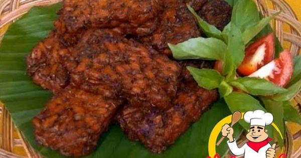 Resep Tempe Bacem Tempe Bacem Kecap Bango Club Masak Resep Tempe Masakan Indonesia Resep