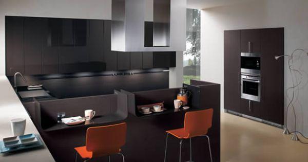 Mas decoraci n de departamentos modernos en for Cocinas departamentos modernos