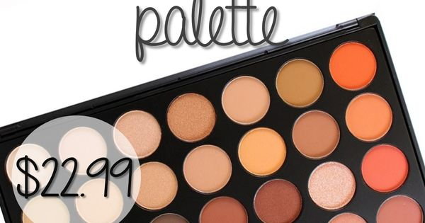 5 Tutorials For The Morphe 35o Palette Pin Your Best Hair Beauty Amp Fashion Pinterest