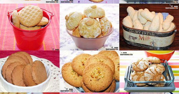 Doce recetas f ciles de galletas caseras galleta for Comidas caseras faciles