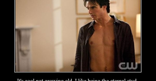 Damon Salvatore- The Vampire Diaries