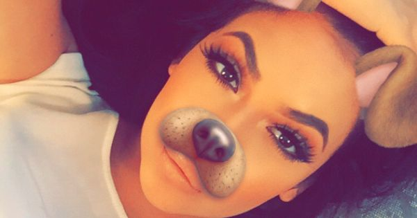 Snapchat filters are the best -Deondra | M•I•N•E ...