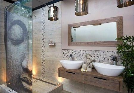 inspiration salle de bain zen salle de bain pinterest salle de bain zen inspiration salle. Black Bedroom Furniture Sets. Home Design Ideas