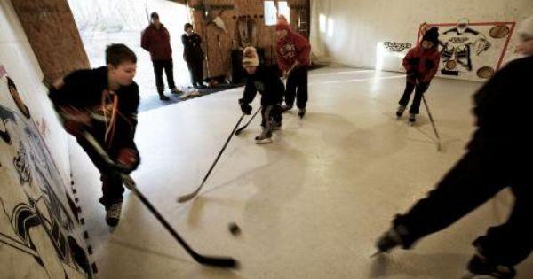 Hockey Fans Get Home Ice Advantage Synthetic Ice Hockey Fans Hockey