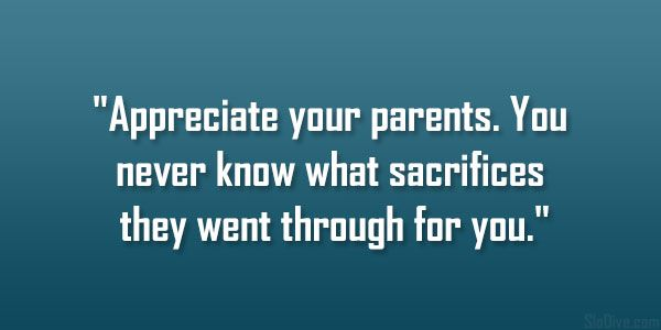 Love Your Parents Quotes Quotesgram Love Your Parents Quotes Family Love Quotes Respect Parents Quotes