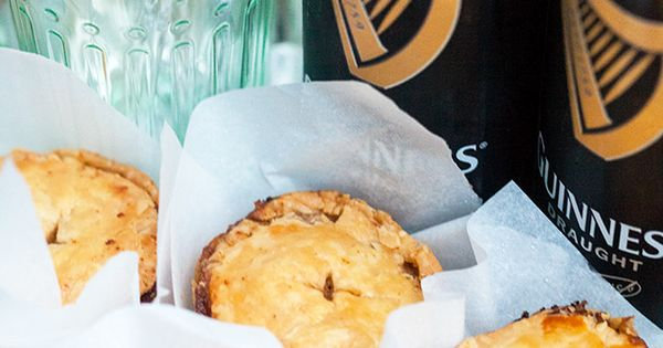 Hand pies, Guinness and Beef on Pinterest