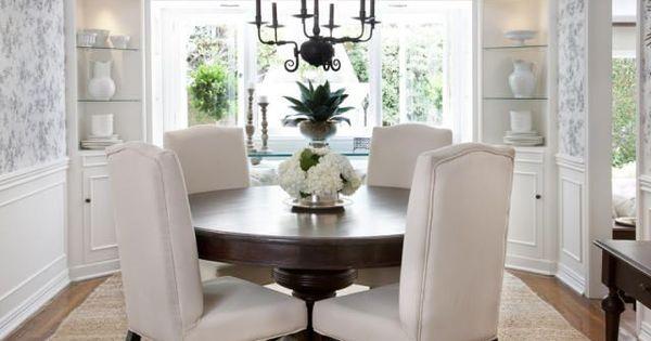 5 consejos para decorar tu comedor en un espacio peque o - Comedor pequeno decoracion ...