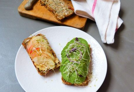 Cette recette r volutionnaire de pain paleo sans gluten sans levure sans farine mais - Recette pain sans levure ...