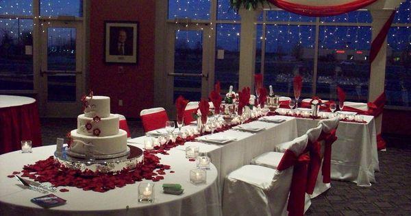 Head Table Decorations Wedding Reception Wedding Dress: Unique Head Table #weddings #weddingreception #headtable