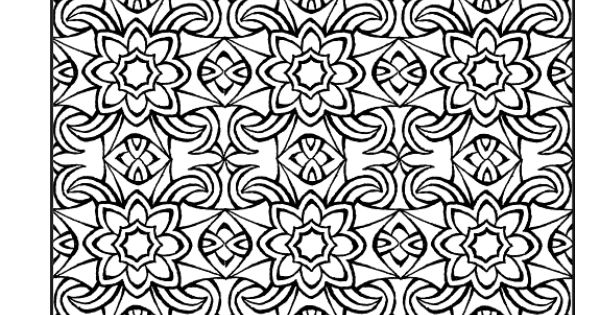 Doodles, Adult Coloring