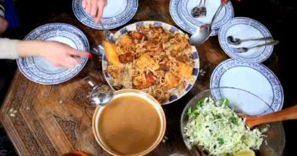 زنود الست الجزء الثاني كوميديا الطبخ الشامي في رمضان Food Breakfast