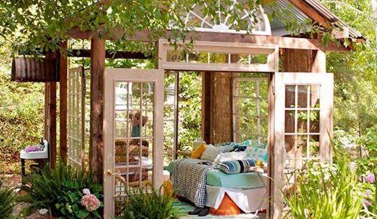 관련 이미지  집  Pinterest  야외 생활, 오두막집 및 정원
