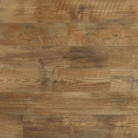 Shop Stainmaster 12 Ft W Huntington Coffee Wood Low Gloss Finish Sheet Vinyl At Lowe S Vinyl Sheet Flooring Stainmaster Vinyl Flooring